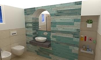 GIOVANNI AROMOLO BAGNO GR... Classic Bathroom Giuseppe Politi