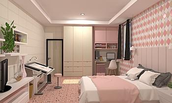 นอน1 Classic Bedroom Boonthavorn Boonthavorn