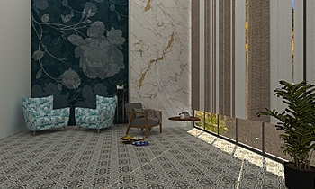 ITACA Classic Living room MANSI PARIKH
