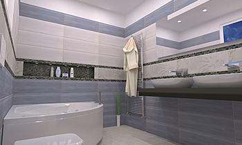 tony Classic Bathroom ceramiche  2s