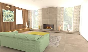 ded Classic Living room Yiotis Christou