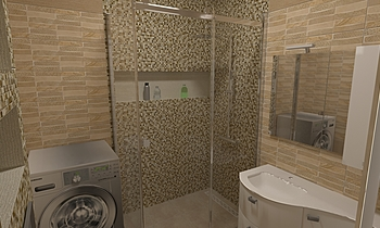 Kupatilo Classic Bathroom Milos R