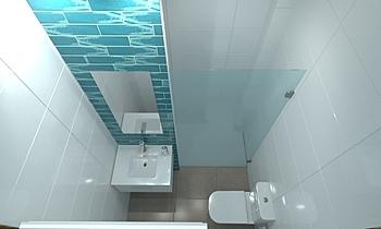 Project 1 Contemporary Bathroom gonzalo y mariano  soler