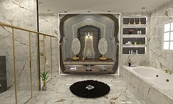 Gharib Klasik Banyo MOHAMED  GHARIB