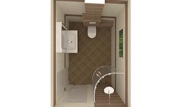 Mozambik 1 Classic Bathroom Keraton Ob