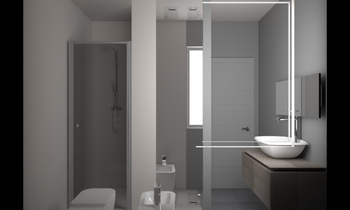 zelarino bagno 2 Contemporary Bathroom Valentina Venturin