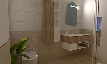 bagno lei Classic Bathroom Luana Cossu