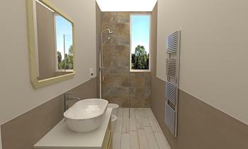 ADRIANO CAZZATO BAGNO Classic Bathroom Giuseppe Politi