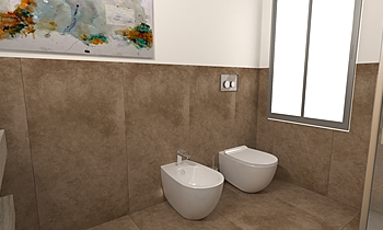 BCamera Classic Bathroom Giovanni Latino