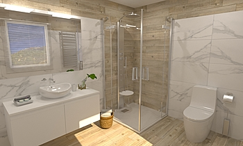 PR_B_02_Base VR 360 Classic Bathroom Virtual Showroom