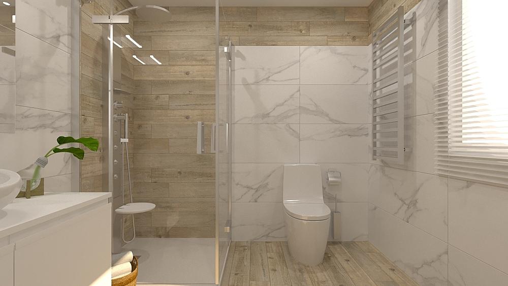 PR_B_02_Base VR 360 Klasický Koupelna Virtual Showroom