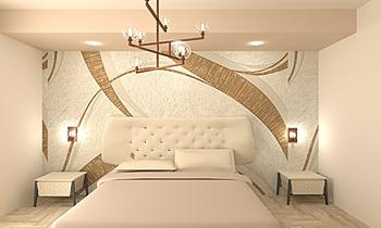 Serena_C.letto Contemporary Bedroom Fratelli  Marrazzo