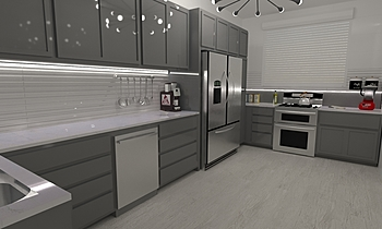 PR_C_17_Base VR 360 Modern Keuken Virtual Showroom
