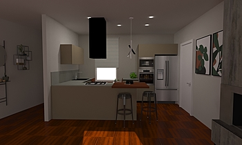 67 Modern Mutfak LAKD Lattanzi Kitchen Design