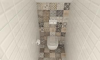WC podkrovie Clássico Casa de banho  Vladimír Fajth