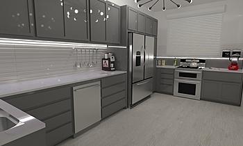 PR_C_17_Base Modern Kitchen Virtual Showroom