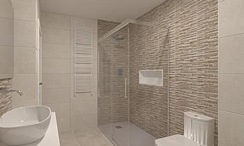 Timi opcion 2 Classic Bathroom CESAR  COCINA Y BAÑO