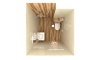11565-2 Classic Bathroom Bania Still