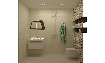Enna Classic Bathroom Keraton Ob