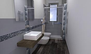 Catania A. Contemporary Bathroom Antonino Stracuzzi