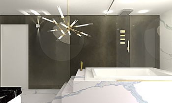VillaF_02 Modern Bathroom Fratelli  Marrazzo