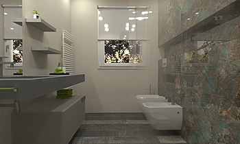 Bagno Grande Classic Bathroom Francesco Piovan