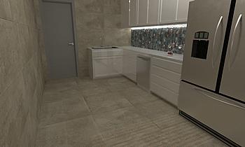 Duran Arena - Duran Stack... Moderno Cucina Virtual Showroom