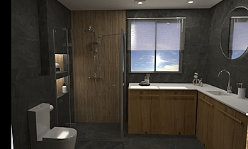 GARDENA MPANIO Modern Bathroom HOUSE LTD