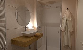 Salvo Modern Bathroom Agenzia UNICA