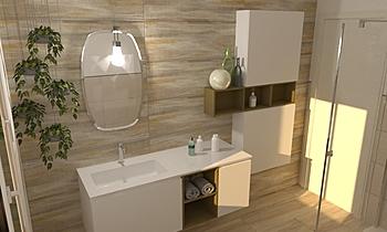 ristrutturazione Classic Bathroom Luana Cossu
