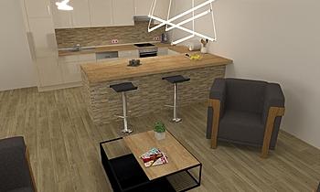 OH - Novabell Ocean Beige... Moderno Cucina Terrakotta  Csempecentrum