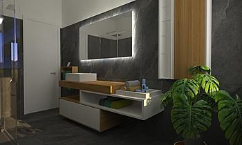 bagno Classic Bathroom Luana Cossu
