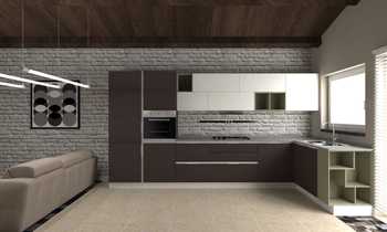 project 21 Modern Kitchen Amedeo Abbondanza