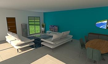 MESNARD Classic Living room LIVING STORE NANTES