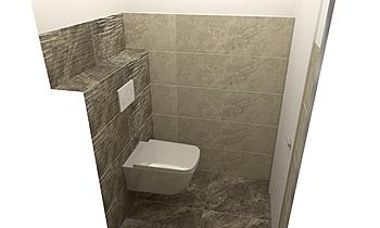 OH - Balmoral wc Klasszikus Fürdőszoba Terrakotta  Csempecentrum