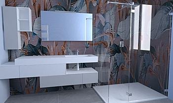 Baschetti - Cevoli bagno ... Classique Salle de bain FABBRI IDROTECNOTERMICA srl FABBRI
