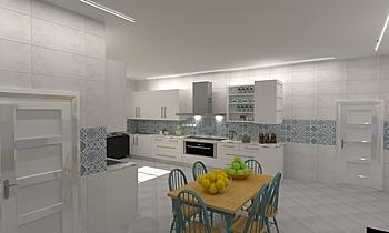 kitchen Klasyczne Kuchnia ahmed gharib
