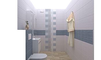 Sandy 4 Classique Salle de bain Keraton Ob
