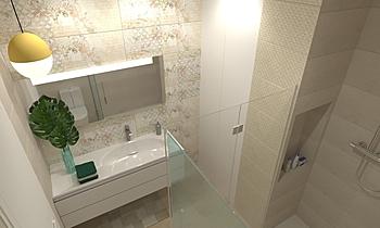 baño beatriz pasillo Classic Bathroom gonzalo y mariano  soler