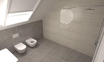 projekt Classic Bathroom Karol Płotka