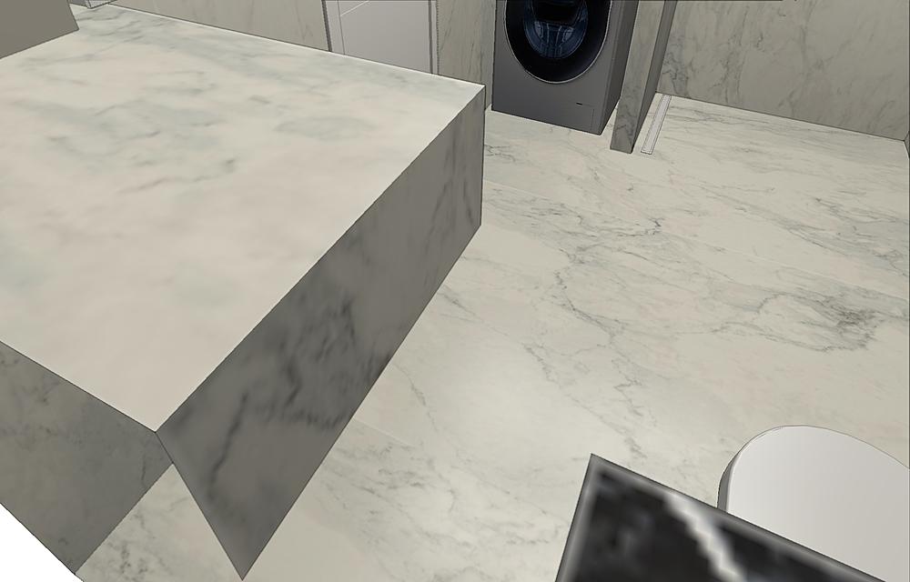 14 Sandingraham Gardens Classic Bathroom Ferreira's Architectural Surfaces
