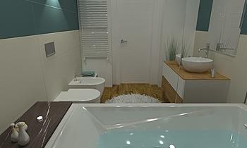 MARAZZI COLORPLAY , BAGNO... Modern Bathroom Ceramiche Masala sas