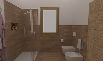 Pirino Clássico Casa de banho  Simone Meloni