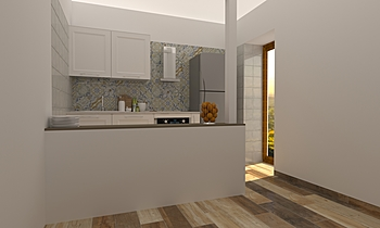 1 Klasický Kuchyň De Gregoris -  Dove Nasce Casa