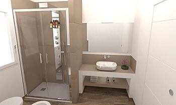 casalgrande ariana bagno ... Classique Salle de bain EDILVETTA Professionisti dell'abitare