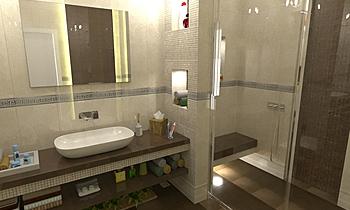 #17 Classique Salle de bain Rashid Rushdi