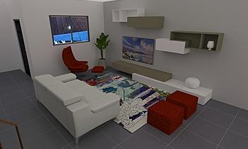 DE WOLF Classic Living room LIVING STORE NANTES