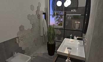 ristrutturazione Classique Salle de bain Luana Cossu