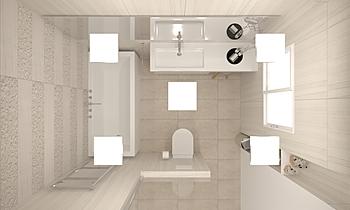AnaK Classic Bathroom Exposición  Terrapilar