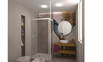 SCANDURRA_ BAGNO Classic Bathroom D M s.r.l.